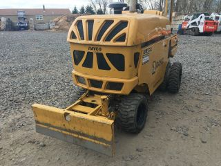 2013 Rayco Rg100x Stump Grinder With Trailer photo