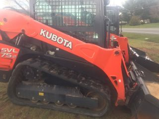 Kubota Skid Loader photo