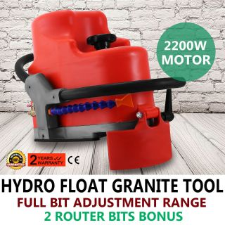 Hydro Float Granite Polishing Machine,  Ston Router Profile Edge Bit Machine photo
