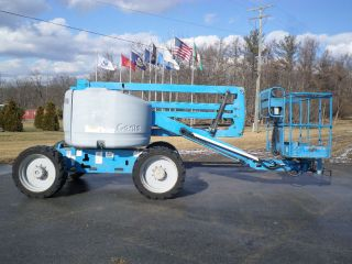 2005 Genie Z45/25 Articulating Boom Lift 45ft Man Lift Manlift Boomlift photo