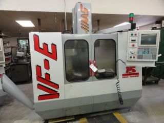 1997 Haas Vf - E Vertical Cnc Mill photo