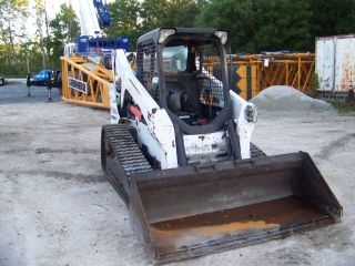 Bobcat T650 2011 Orops Aux Hyd,  1785 Hours Gp Bkt,  Kubota Engine photo