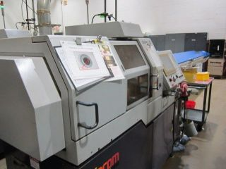 Citizen L - 20 Vii Cnc Swiss Lathe photo