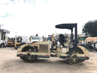2007 Ingersoll - Rand Dd90 Double Drum Roller photo