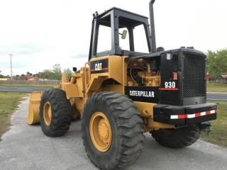 Cat 930 Wheel Loader photo