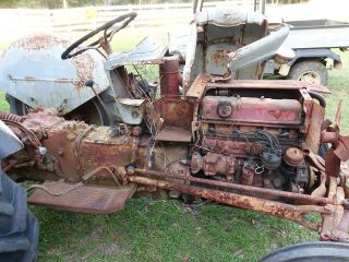 1950 ' S Ford 600 Tractor Parts photo
