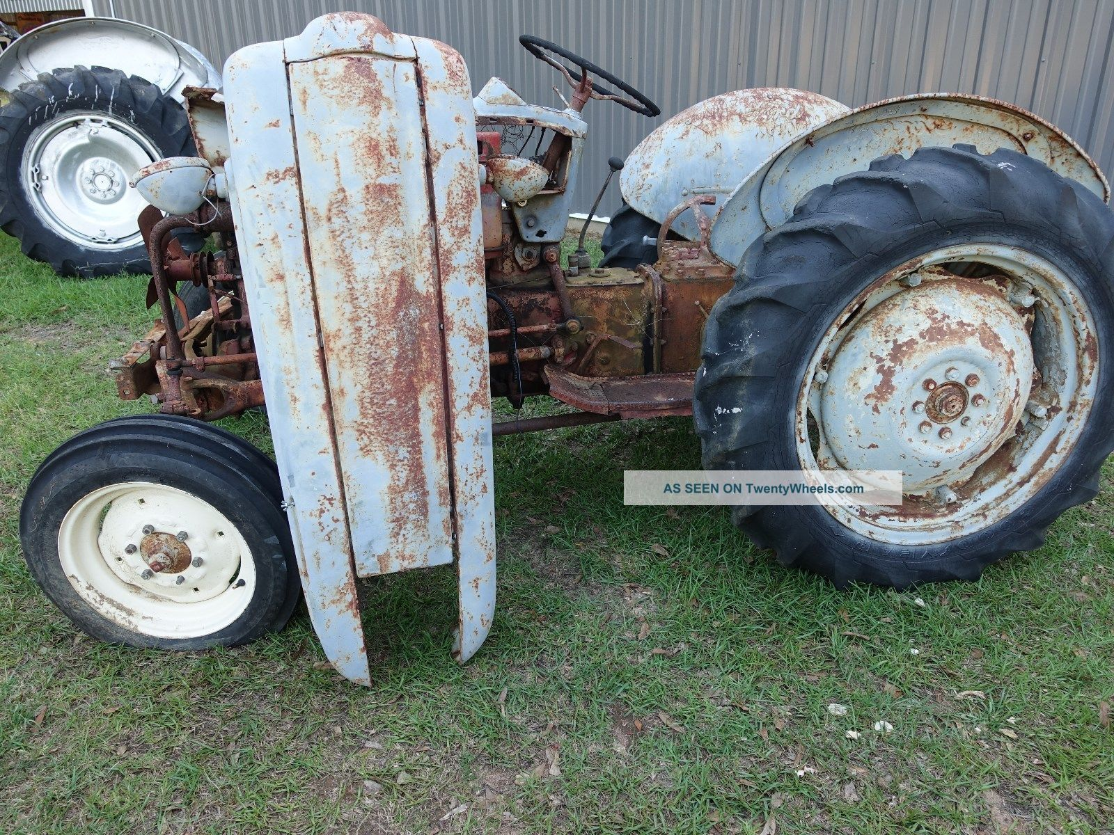 Ford 600 Tractor Farm : S ford tractor parts