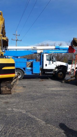Altec 2 Man Bucket photo