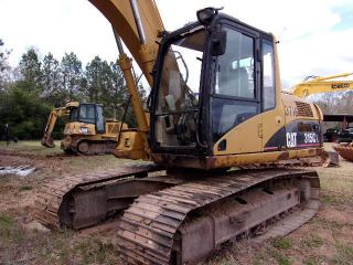 2007 Caterpillar 315cl Hydraulic Excavator photo