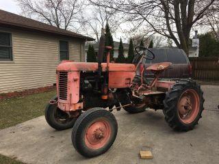 Case Tractor photo