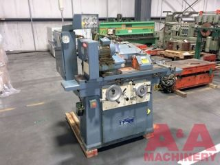 Jones & Shipman 10 X 18 Universal Cylindrical Grinder 24271 photo