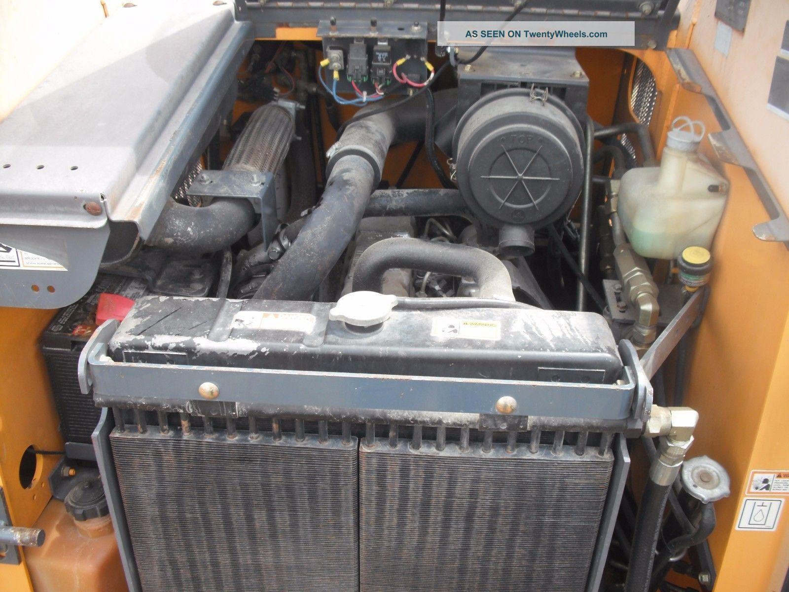 2007 Mustang 2074 Skid Steer Loader