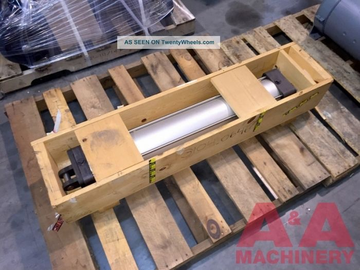Bosch Rexroth Pneumatic Cylinder 24252 Finishing Machines photo