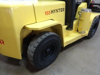 2005 Hyster H155xl - Forklift - 15,  500 Lb - 2974 Hours photo