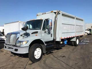 2007 International 7400 Recycling Trucks photo
