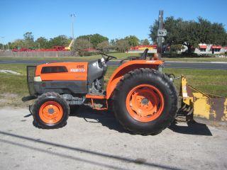 2010 Kubota L4330hst Tractors photo