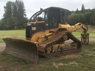 2003 Caterpillar 517 Skidder photo