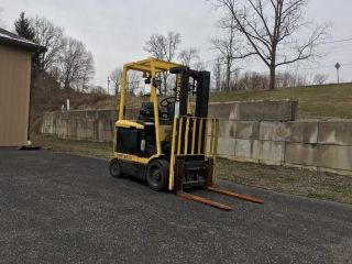Hyster Electric Forklift photo