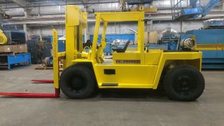 Ac 25000 Lbs Fork Truck photo