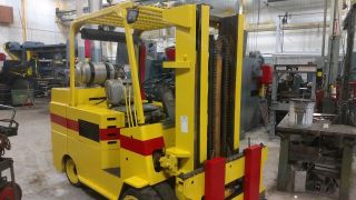 Ac 12000 Lbs Fork Truck photo