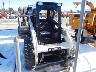 Terex Tsr50 Skid Steer Loader photo