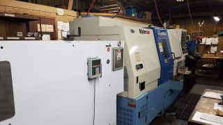 Kia Turn 15 Lms Cnc Lathe With Live Tooling,  Sub Spindle,  Parts,  Barfeeder photo