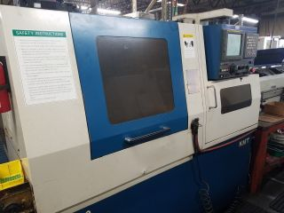 Nexturn Kmt Sa - 20 Swissturn Cnc Lathe Swiss Turn 7 Axis Fanuc Iemca photo