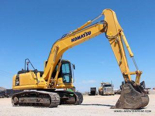 2013 Komatsu Pc160 Lc - 8 Excavator - Excavator - Loader - Trackhoe - Komatsu - 35 Pics photo