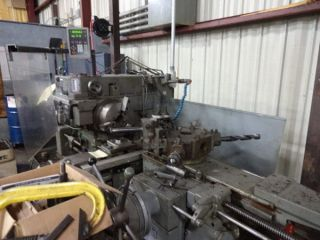 5 Warner & Swasey Square - Head Ram Turret Lathe - 28051 photo