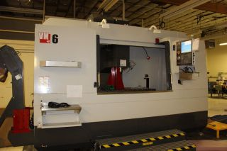 Haas Vm - 6 Mold Maker Cnc Vertical Machining Center Mill 64x32 Ct40 40 Tools 15 photo