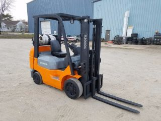 2004 Toyota Model 7fgcu25,  5,  000,  5000 Cushion Tired Forklift,  118