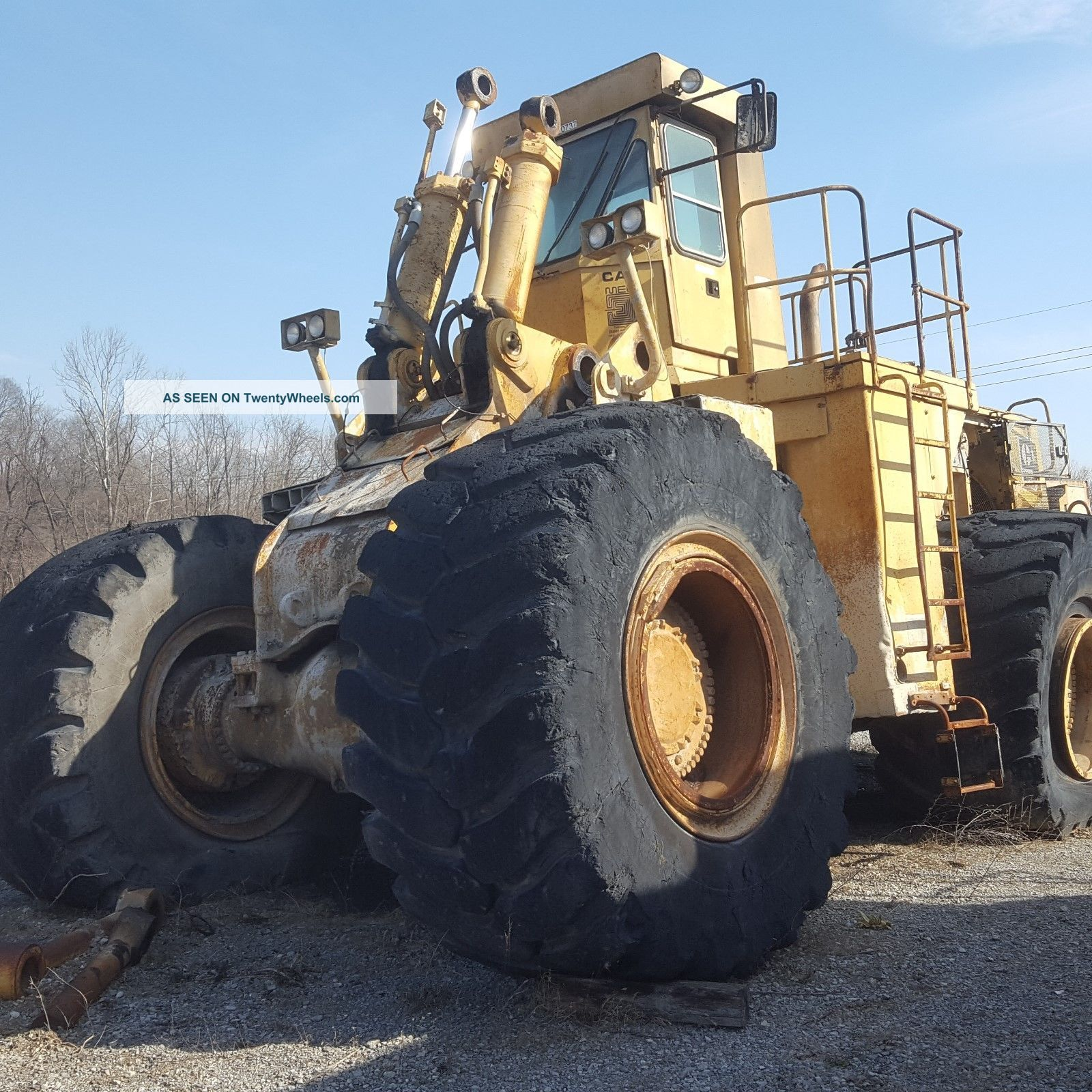 Caterpillar 992 Wheel Loader Wheel Loaders photo