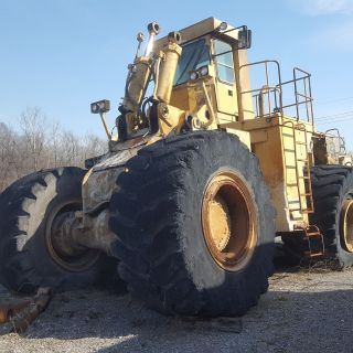 Caterpillar 992 Wheel Loader photo