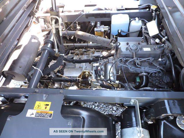 2011 Kubota Rtv1100 Utv Utility Vehicle 4x4 Diesel Side By