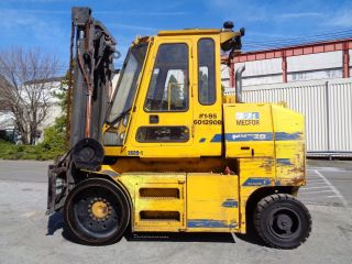 2013 Mecfor Mvr20 20,  000 Lbs Forklift Boom Truck - Enclosed Cab - Diesel photo