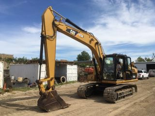 2007 Caterpillar Cat 315cl Excavator; Tx Machine; 3821 Hrs photo