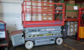 Skyjack 4626 Sjii Series Scissor Lift photo