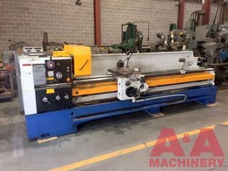 Summit 20x120 Gap Bed Lathe 21734 photo