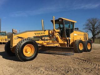 2007 Volvo G940 Motorgrader photo