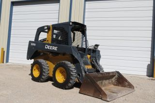 2011 John Deere 326d Skid Steer Wheel 67