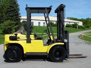 Hyster 10,  000 Lb Forklift photo