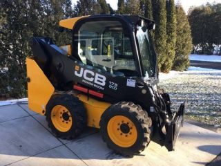 2013 Jcb 175 Eco Skidsteer Loader photo