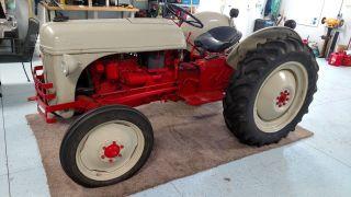 1948 2n 9n 8n Ford Tractor photo