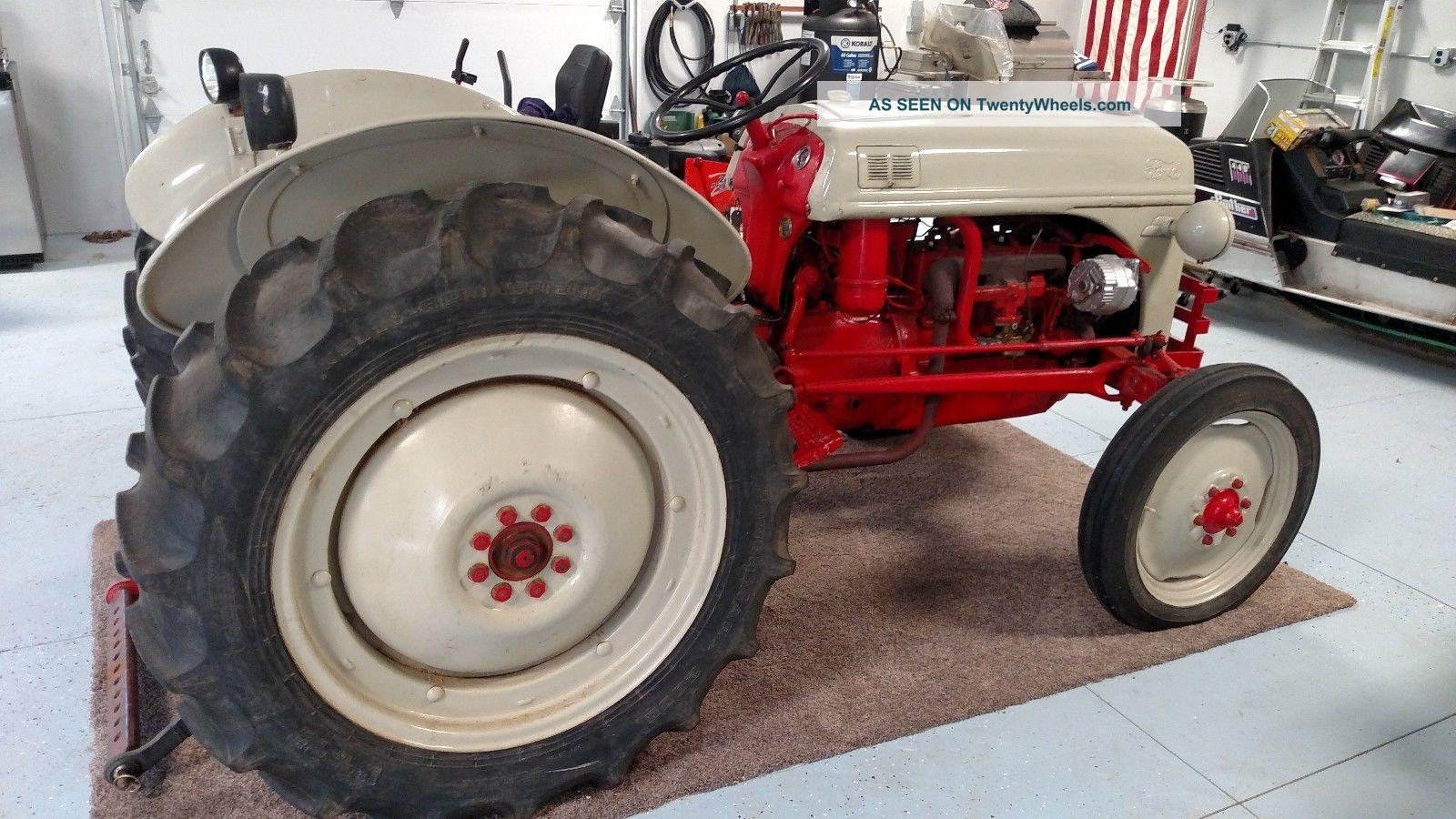 N N N Ford Tractor Lgw