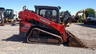 2013 Kubota Svl75 Track Skid Steer Tracksteer photo