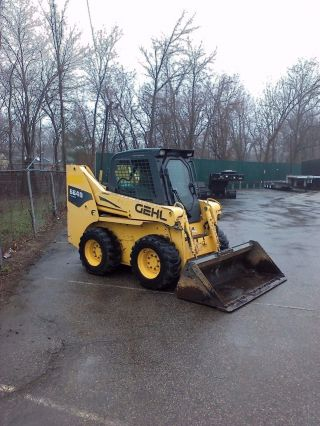 2010 Gehl Skid Steer Loader W/ High Flow photo