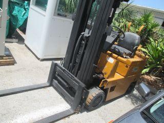 Cat T40d Lpg Propane Forklift 4000 Lbs 173