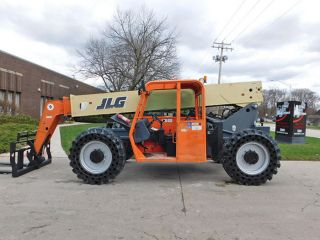 2011 Jlg G9 - 43a 9000lb Pneumatic Telehandler Forklift Diesel Rough Terrain photo