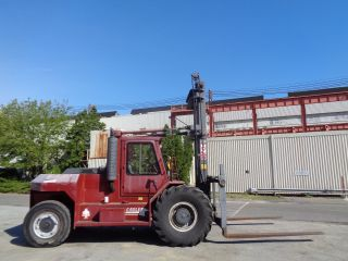 Taylor Teb - 250m 25,  000lb Forklift - Enclosed Cab - Side Shift - Diesel photo
