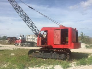 Linkbelt Ls78 Crane photo